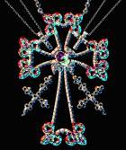 Les bijoux crois signés Caterina Murino
