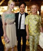 Le dîner Fondazione Prada en hommage au réalisateur Alejandro G. Iñárritu