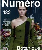 Lou Doillon, Haider Ackermann, Brit Marling... Check out the contents of the Numéro Botanique for April 2017