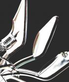 Les escarpins blancs signés Dior, Francesco Russo et Stella Luna