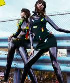 "Exclusif : la série mode ""Brooklyn"" par Greg Kadel"