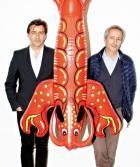 Yannick Alléno vs Bernard Blistène: et si l'un des plus grands chefs français rencontrait le directeur d'un des plus importants musées au monde ?