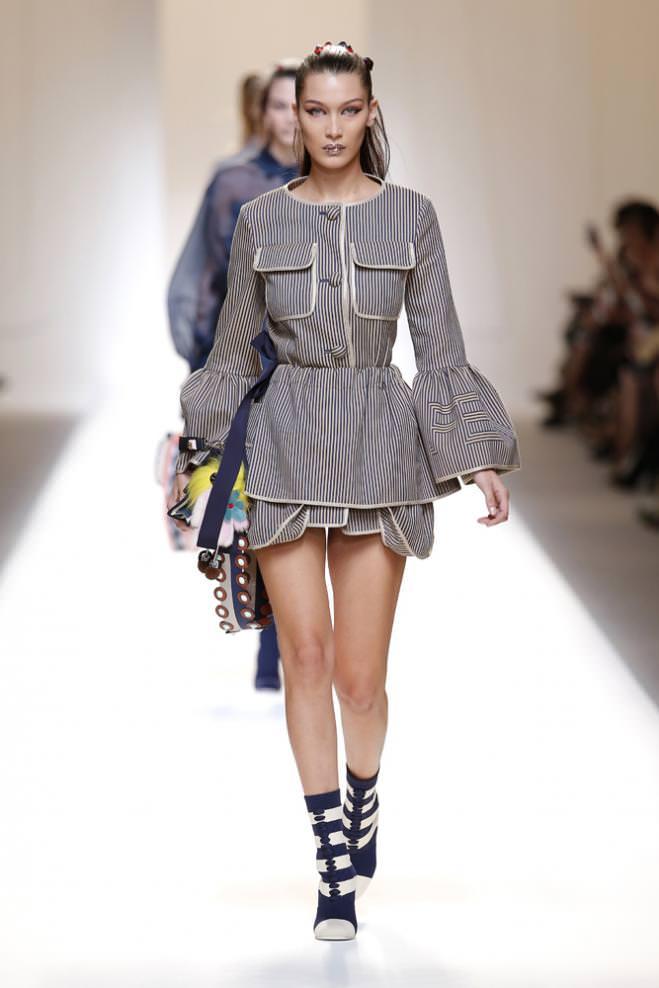 Fashion Shows In Milan July