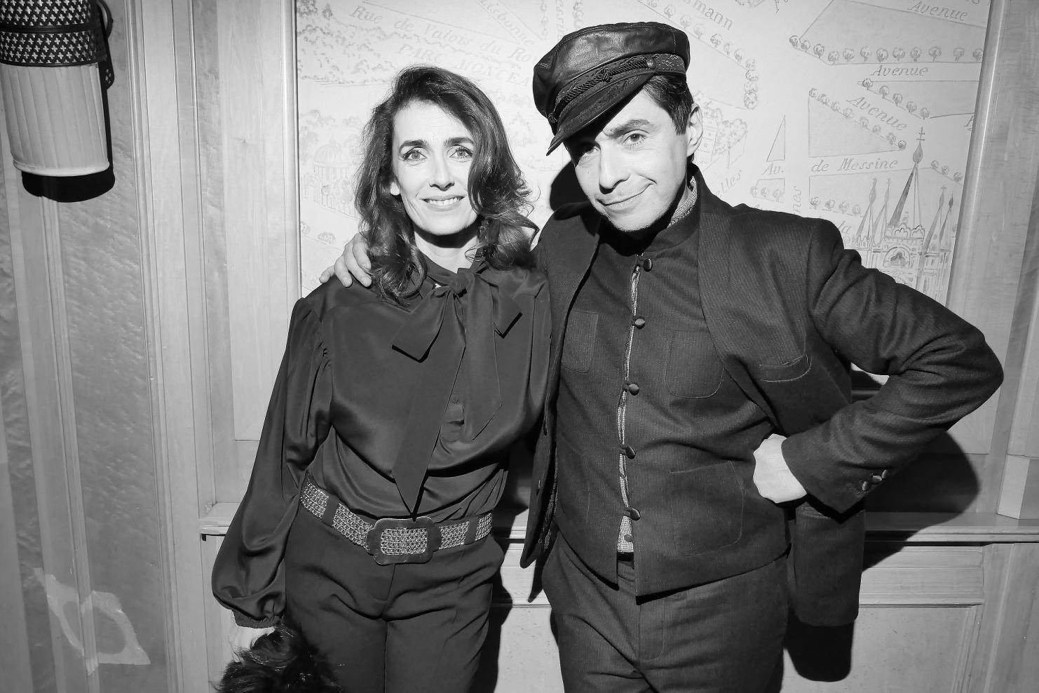 Mademoiselle Agnès et Ariel Wizman