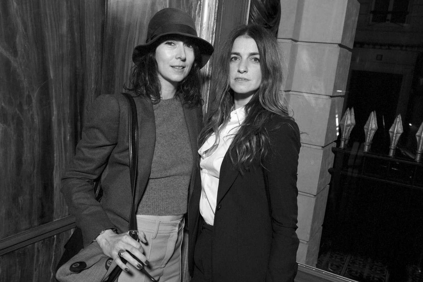 Camille Bidault-Waddington et Joana Preiss