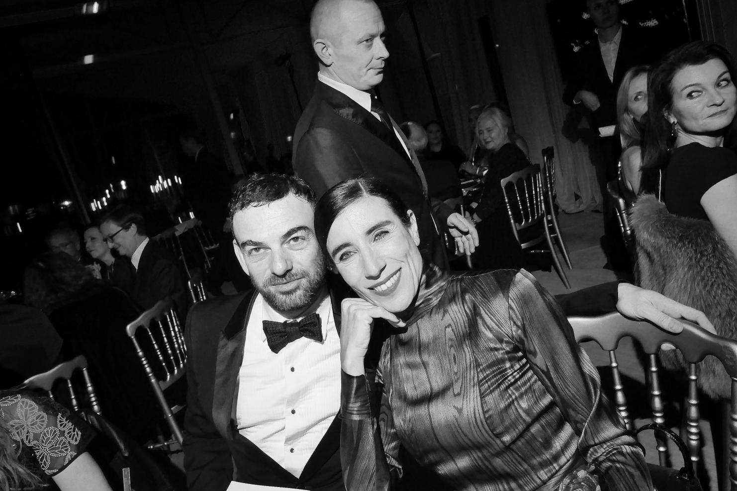 Francesco Russo et Blanca Li