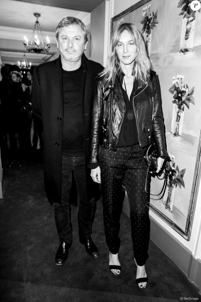 Thierry Gillier et Cecilia Bönström