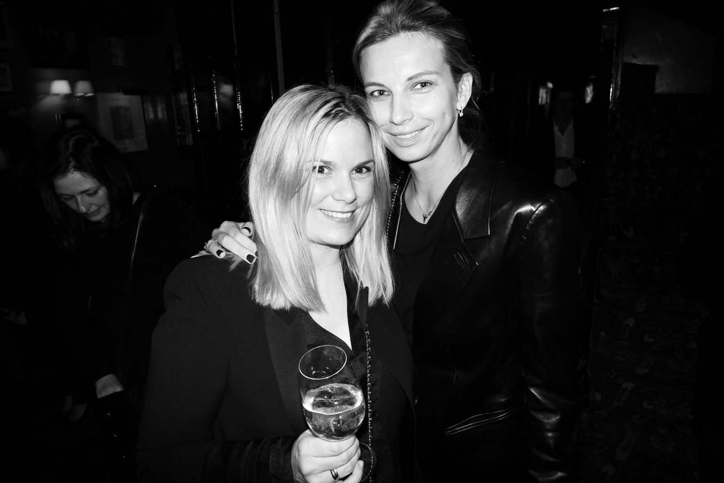 Rebecca Bleynie et Irina Marie