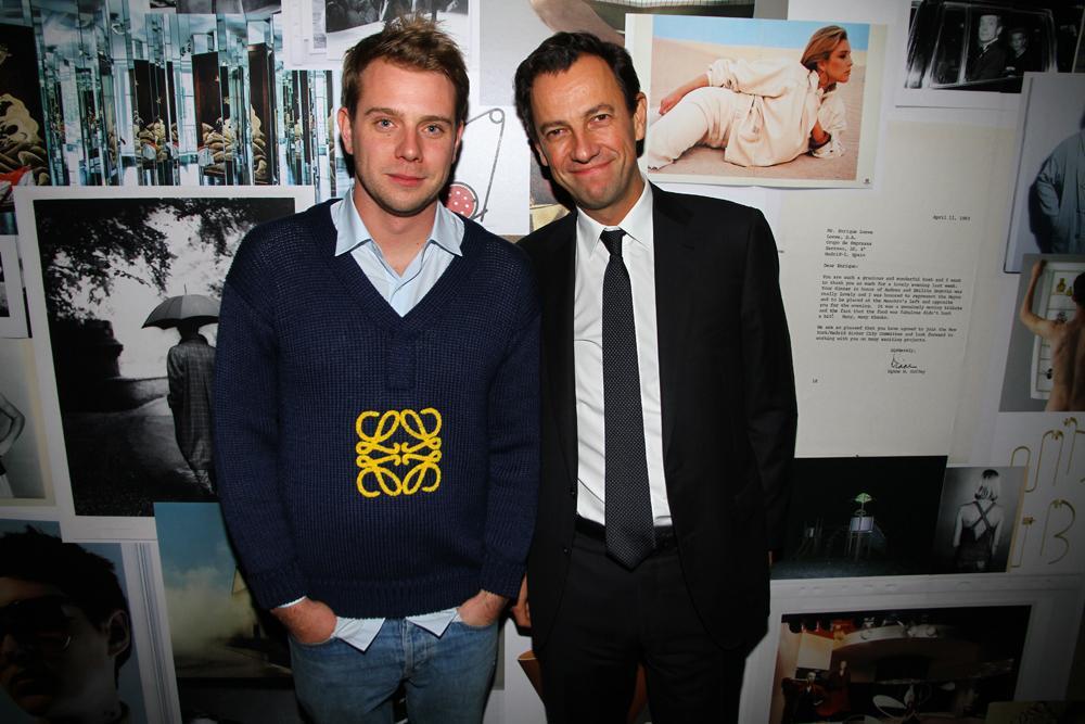 J.W. Anderson et Pierre-Yves Roussel