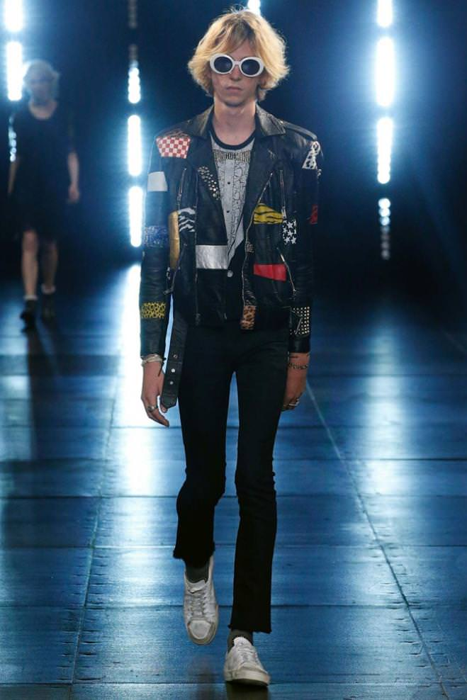 Saint Laurent Paris printemps-été 2016