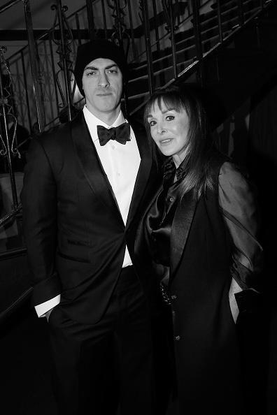 Gabriele Moratti et Babeth Djian - Photo : Getty Images/ Bertrand Rindoff Petroff