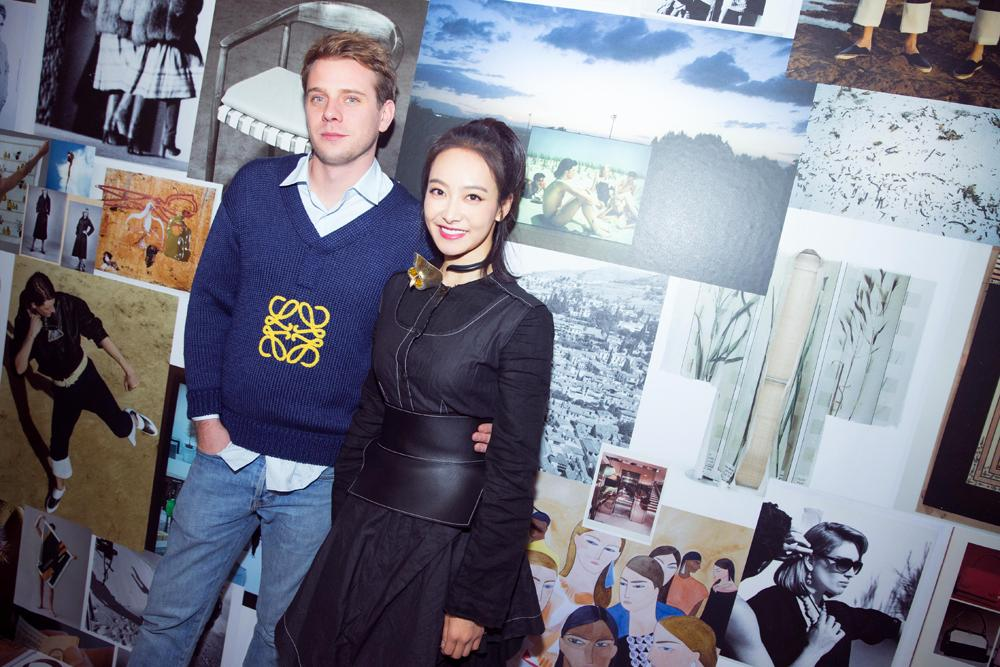 J.W. Anderson et Victoria Song