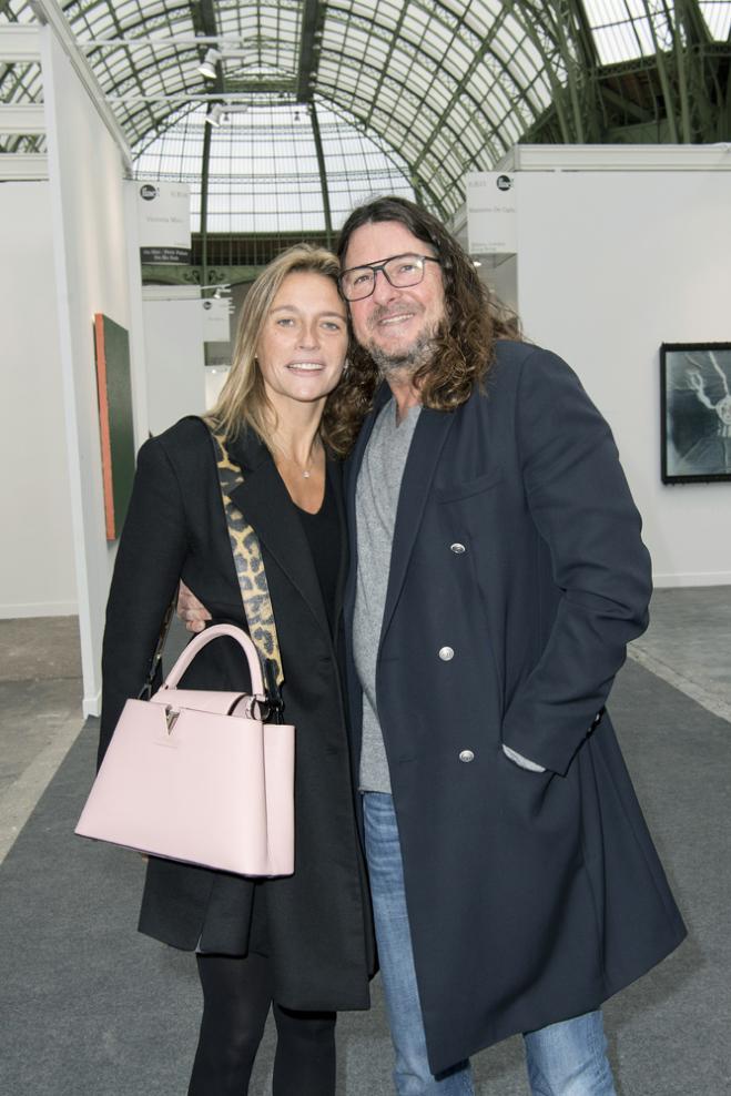 Jacques-Antoine Granjon et sa femme