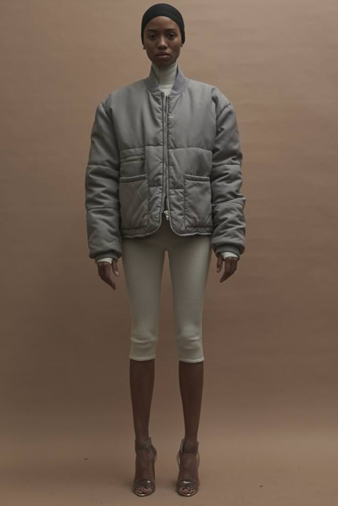 premium selection 4a616 00911 Kanye West's Yeezy Season 3 at Madison Square Garden in New ...