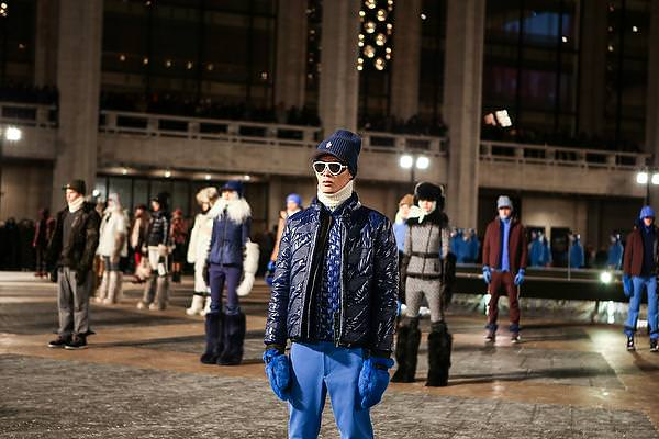 7818543b00d1 Fashion Week. Découvrez le défilé Moncler Grenoble automne-hiver 2016-2017