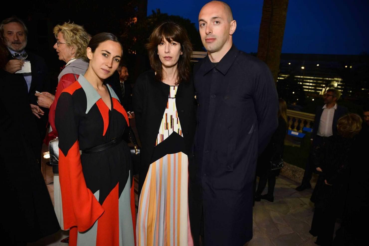 Delfina Delettrez Fendi, Caroline Corbetta et Nico Vascellari