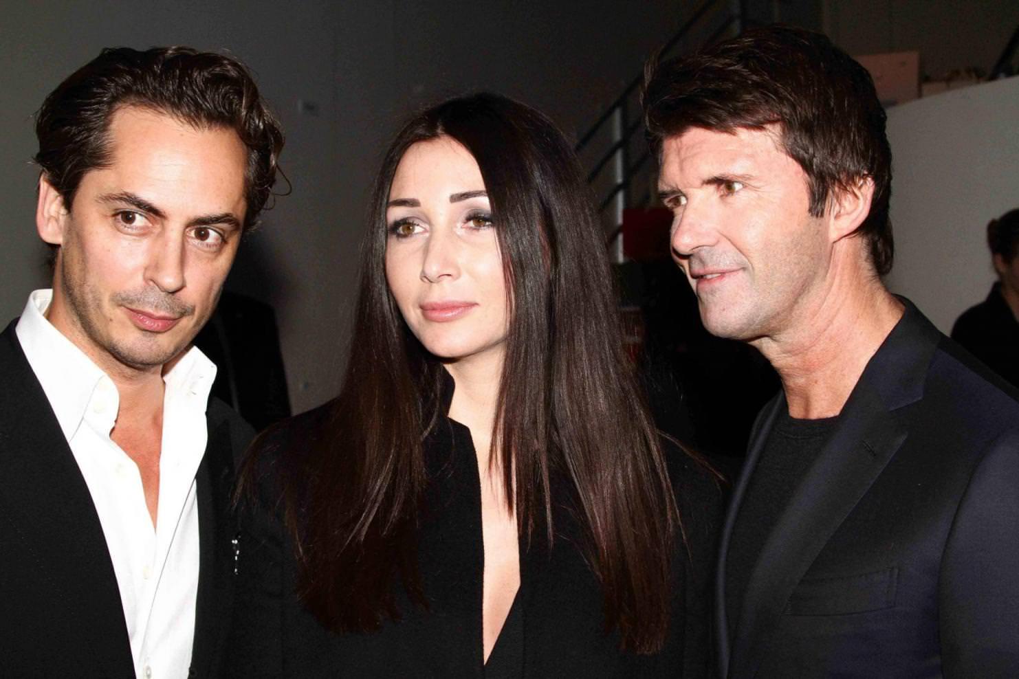Kilian Hennessy, Margaux et Paul-Emmanuel Reiffers