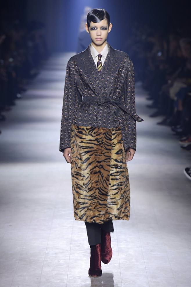 Dries Van Noten fall-winter 2016-2017 runway show