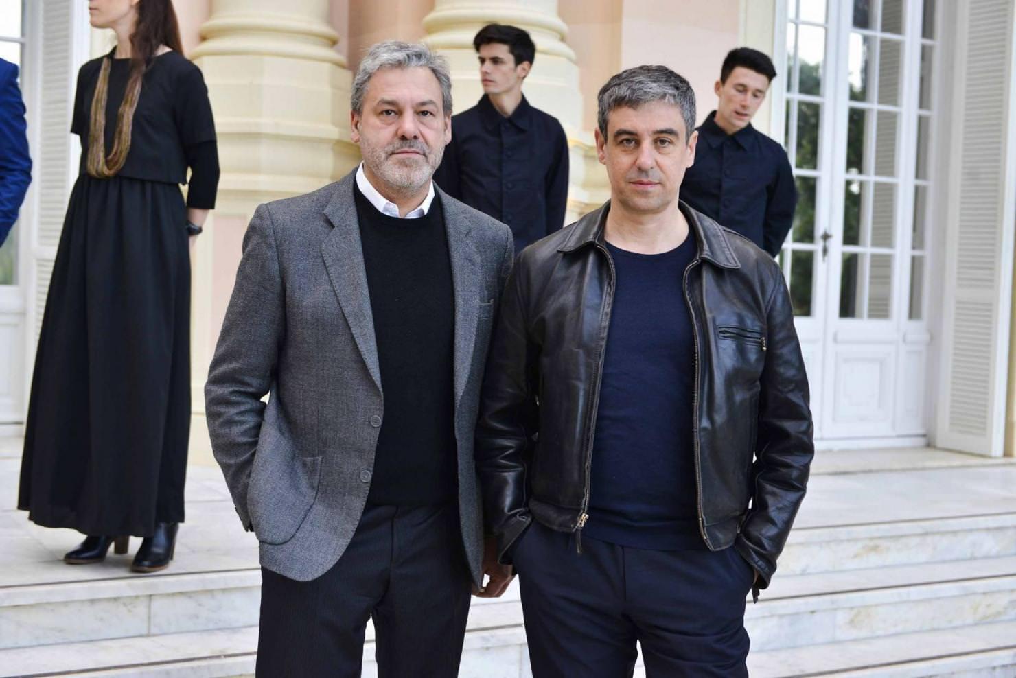 Frédéric Giroux et Frédéric Sanchez