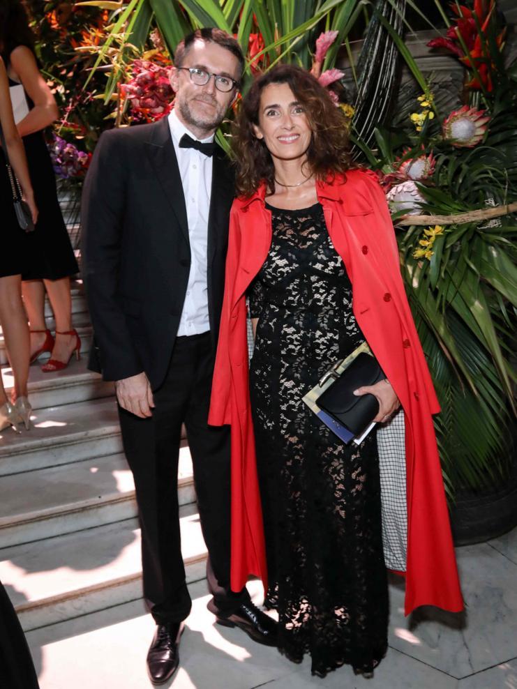 Loïc Prigent et Mademoiselle Agnès