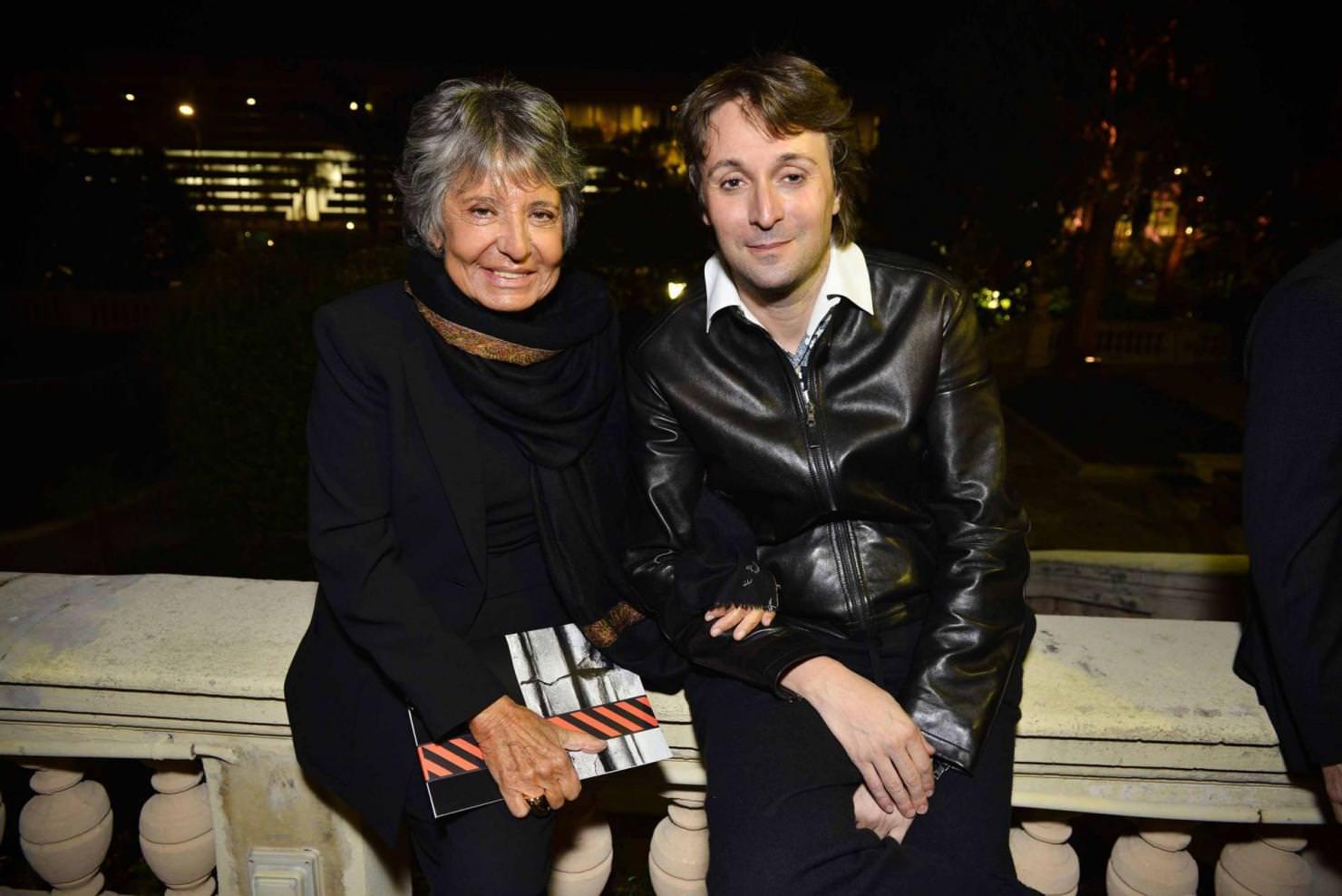 Ida Gianelli et Francesco Vezzoli