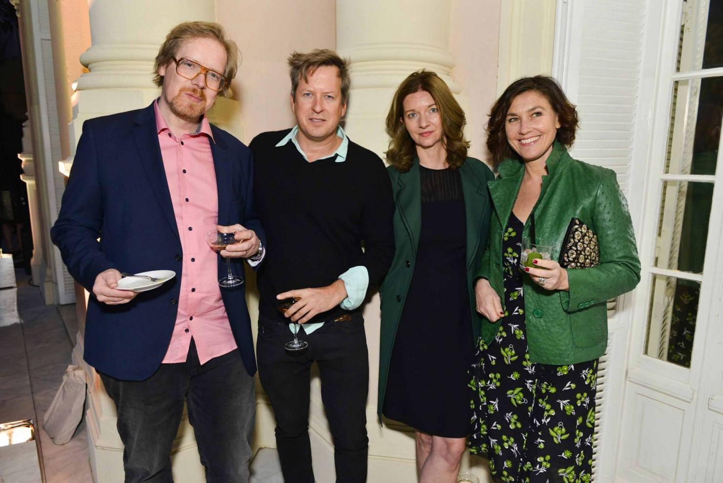 Jörg Heiser, Doug Aitken, Astrid Welter et Cristiana Perrella
