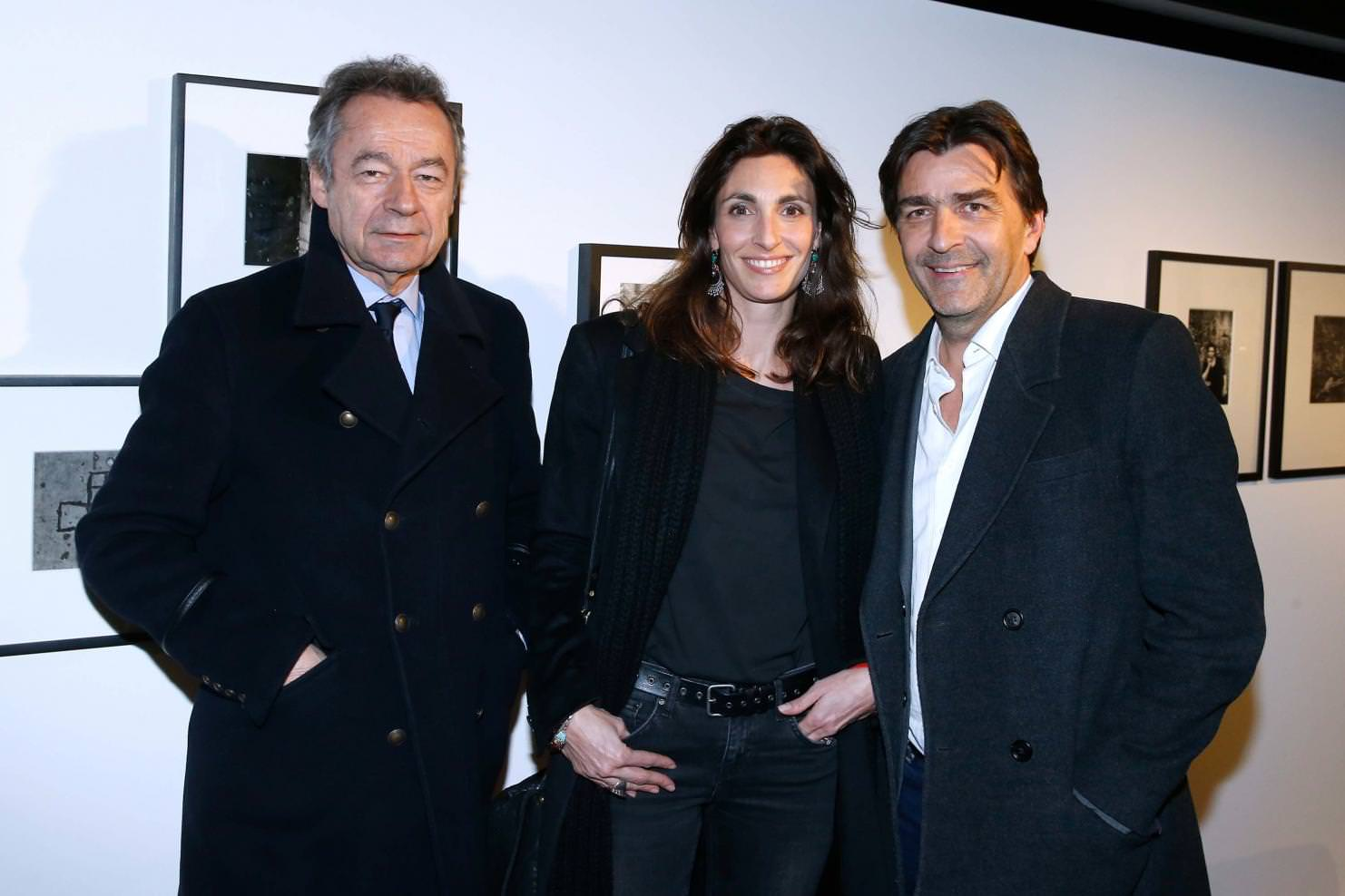 Michel Denisot, Laurence Alleno, Yannick Alleno