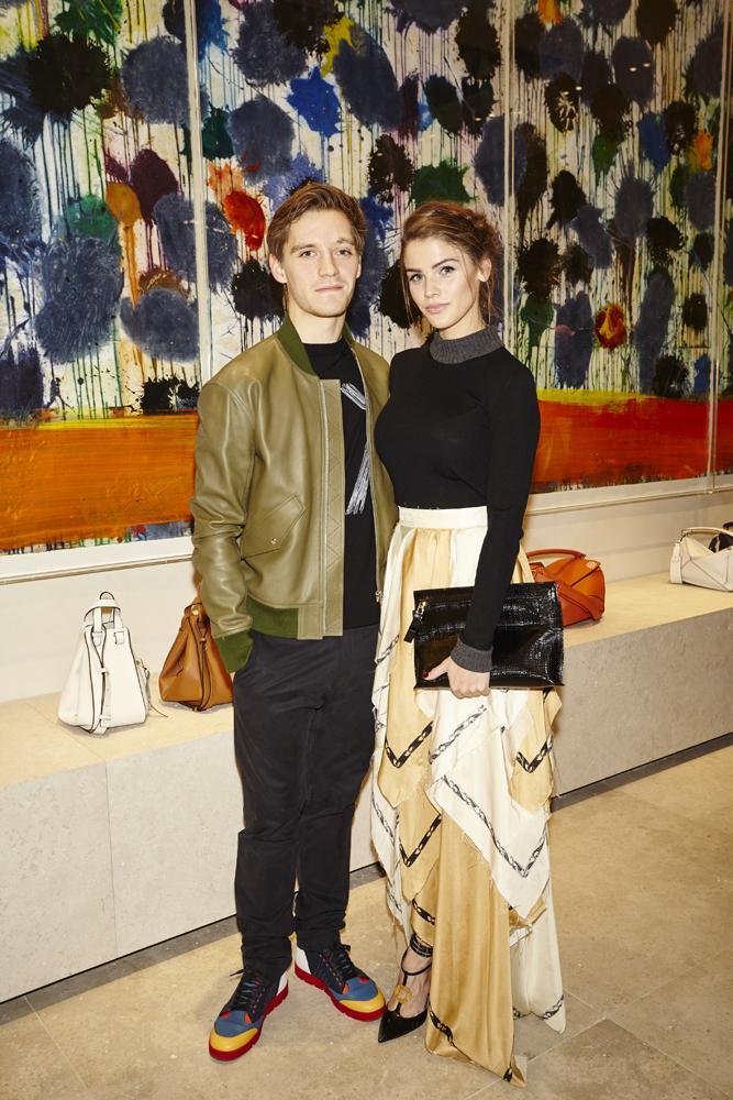 Jonas Nay et Lisa Tomaschewsky