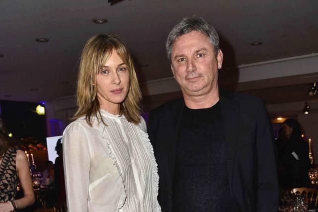 Cecilia Bönström et Thierry Gillier