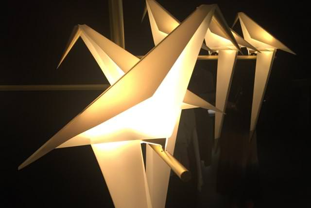 Perch Light (2016) d'Umut Yamac, chez Moooi.