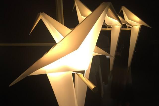 Perch Light (2016) d'Umut Yamac, chez Moooi.