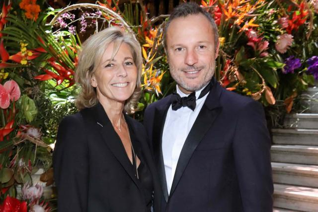 Claire Chazal et Olivier Bialobos