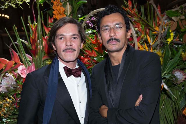 Elie Top et Haider Ackermann