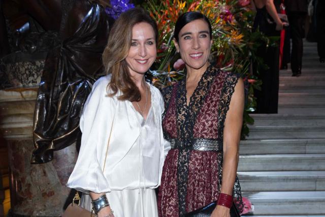 Elsa Zylberstein et Bianca Li