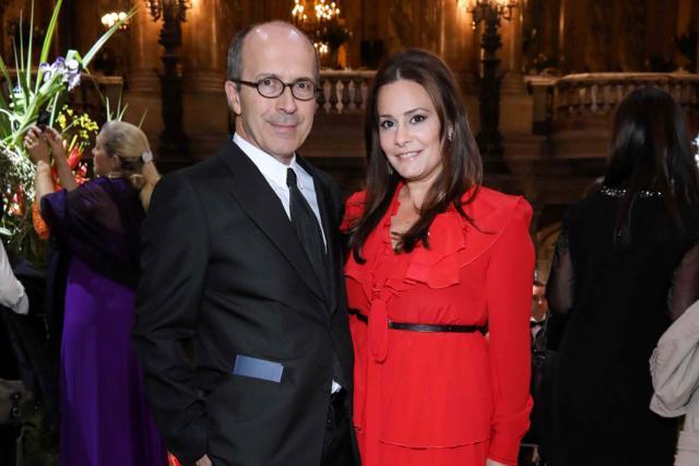 Jean-Marc Loubier et Hedieh Loubier