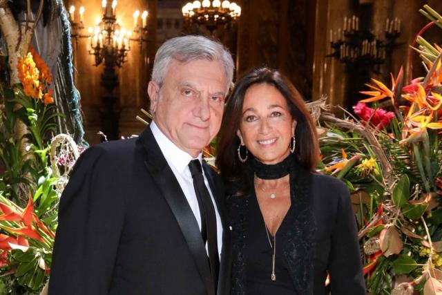 Sidney et Katia Toledano