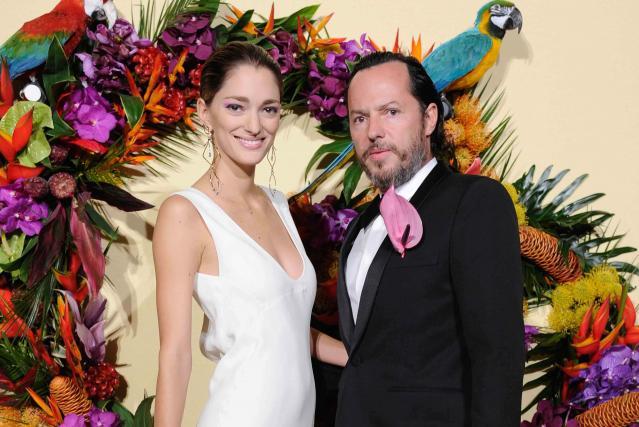 Sofia Sanchez de Betak et Alexandre de Betak