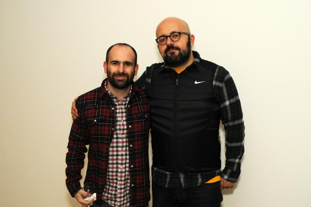 Rafael Usubillaga and Michael Amzalag