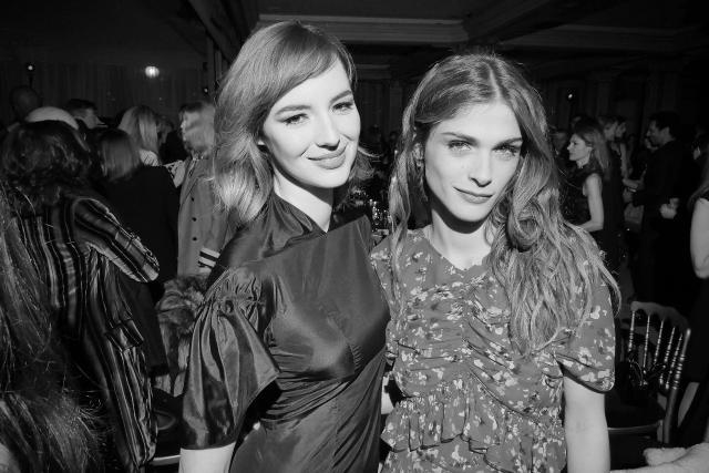 Louise Bourgoin et Elisa Sednaoui