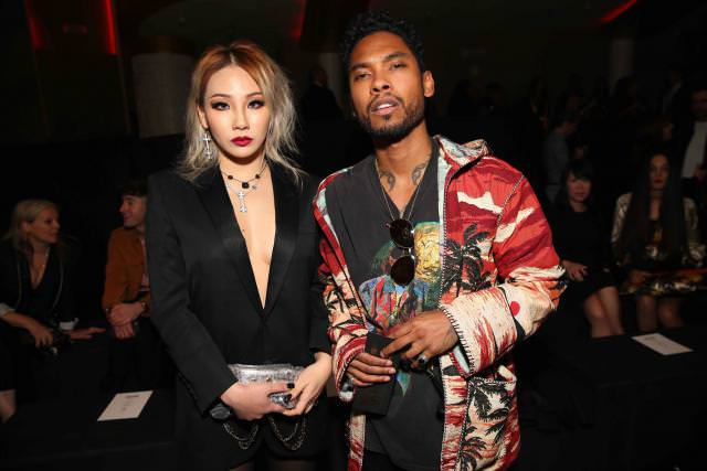 CL and Miguel