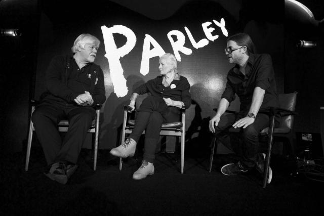 Paul Watson, Vivienne Westwood et Cyrill Gutsch