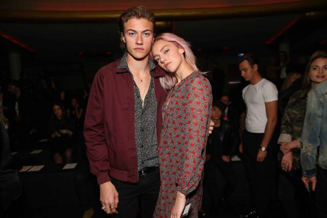 Lucky Blue and Piper America Smith