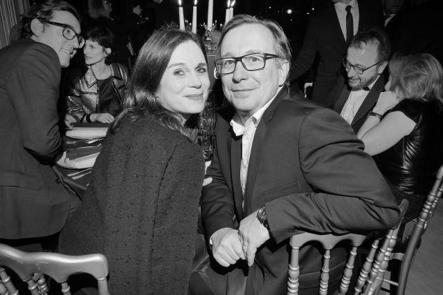 Nathalie Franson et Bruno Pavlovsky