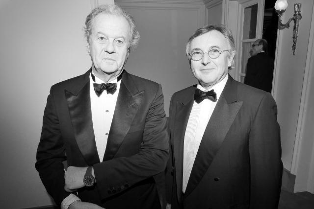 Jacques Grange, Pierre Passebon