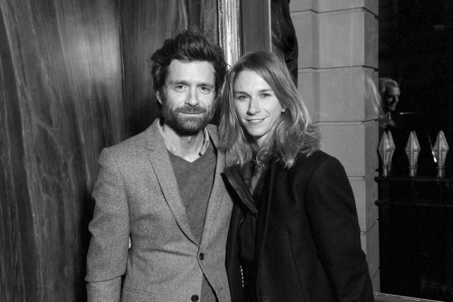 Joseph Dirand and Anne-Sophie Bilet