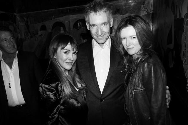 Babeth Djian, Geoffroy de la Bourdonnaye and Clare Waight Keller