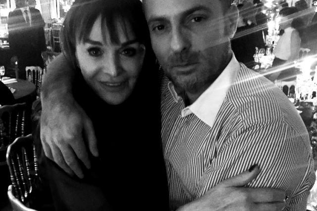 Babeth Djian et Alexandre Vauthier