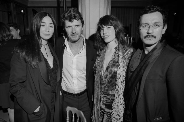 Margaux Reiffers, Paul-Emmanuel Reiffers, Lou Doillon, Haider Ackermann