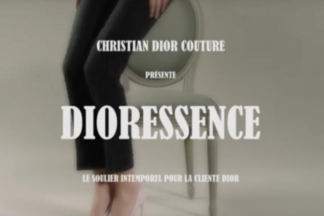 "The movie ""Dioressence"""