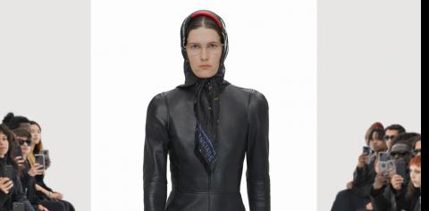Balenciaga invite Gucci pour son défilé printemps 2022